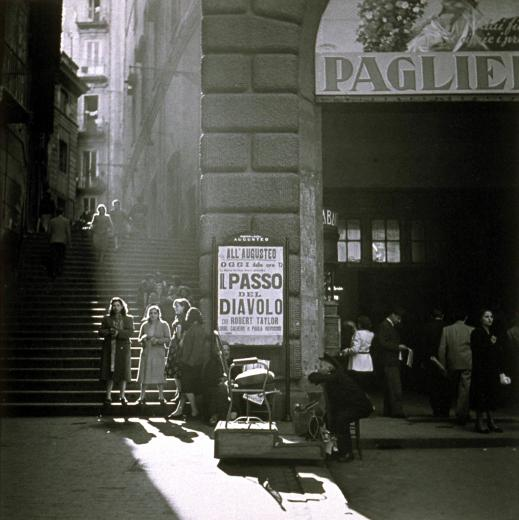 Italien 1953 by Studer Walter