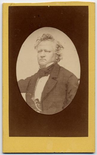 David Schwab-Verdan (1802-1861) by Girod J.