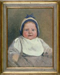 Portrait d'enfant by Robert Léo-Paul
